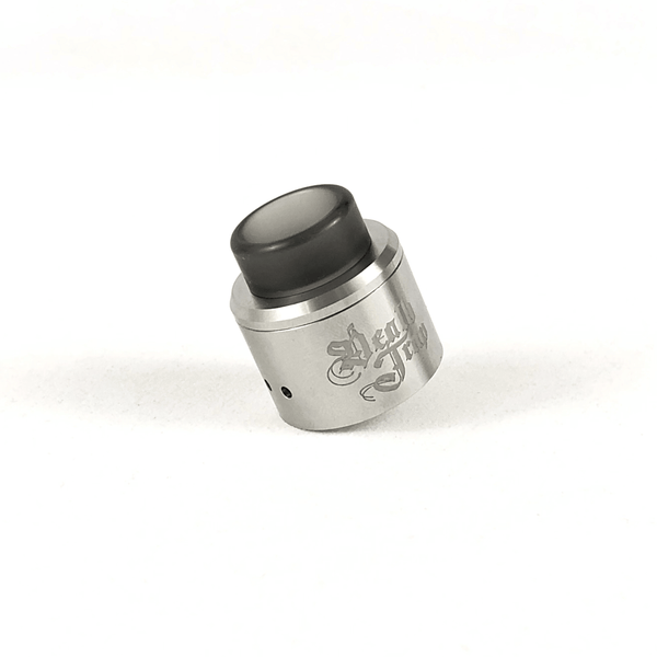 Deathwish Modz-Deathtrap 2 RDA In Stock - Cloudy Peak Vapes