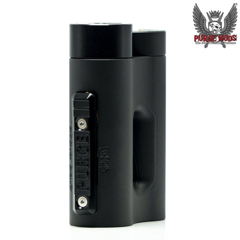 Purge Mods-Side Piece Slim Murdered Out - Cloudy Peak Vapes