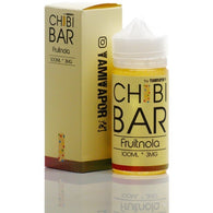 Chibi Bar by Yami Vapors-Fruitnola - Cloudy Peak Vapes