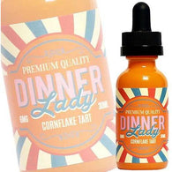 Dinner Lady-Corn Flake Tart 60ml - Cloudy Peak Vapes