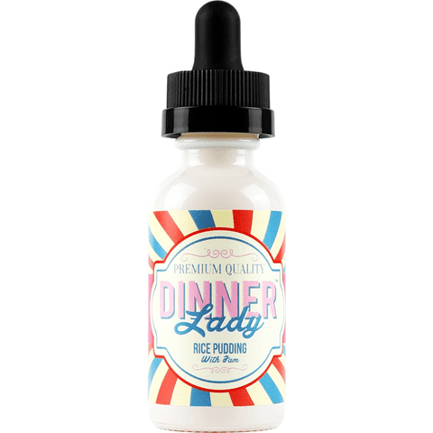 Dinner Lady- Rice Pudding - Cloudy Peak Vapes
