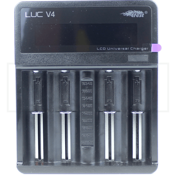 Efest-Luc V4 - Cloudy Peak Vapes