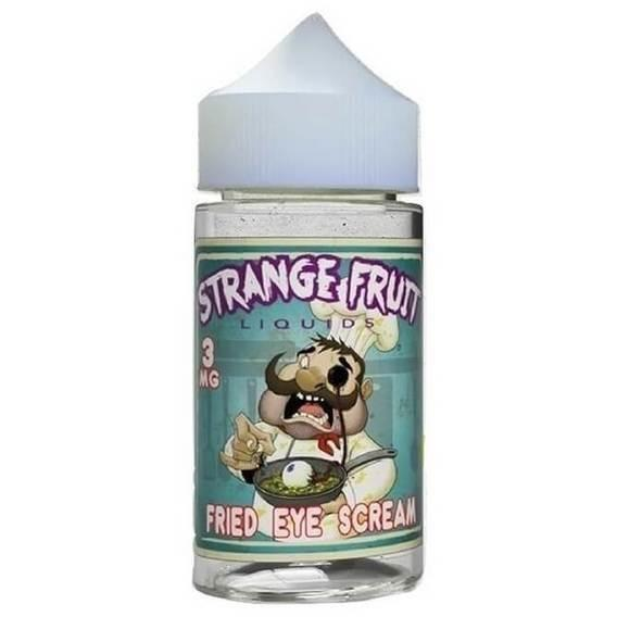 Strange Fruit E Liquid-Fried Eye Scream - Cloudy Peak Vapes