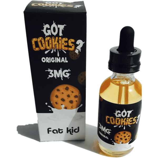 Got Cookies-Original - Cloudy Peak Vapes