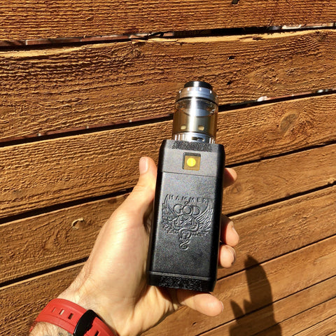 Vaperz Cloud-Hammer Of God V4 - Cloudy Peak Vapes