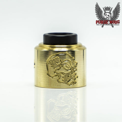 Purge Mods-28mm Skull Cap - Cloudy Peak Vapes