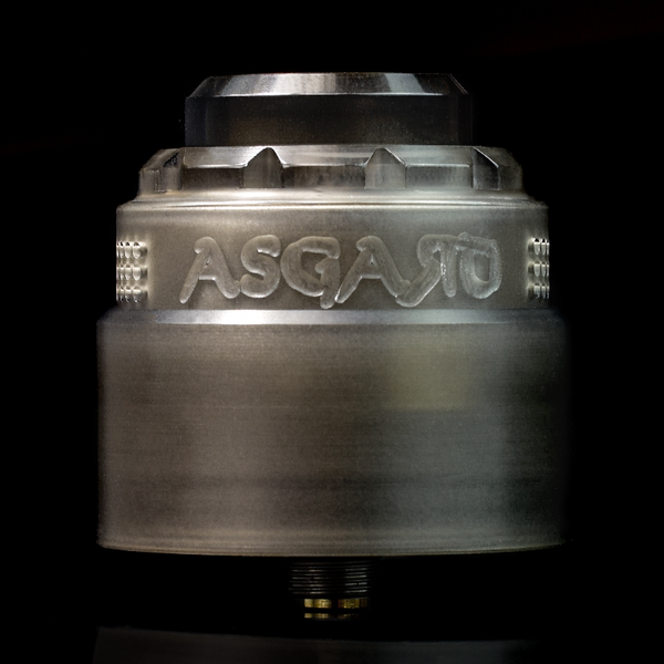 Vaperz Cloud-Asgard Mini 25mm RDA-Re-Stock Coming ASAP - Cloudy Peak Vapes