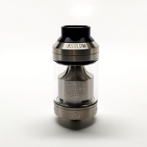 Asylum Mods-Sherman 25mm RTA - Cloudy Peak Vapes