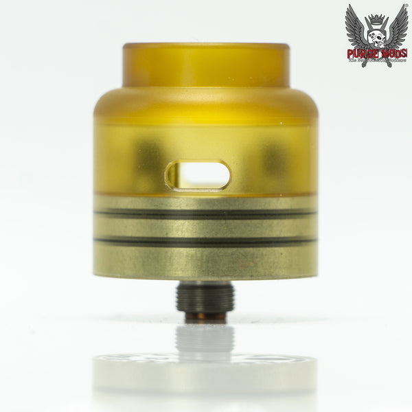 Purge Mods-Ultem Carnage 1.5 RDA (Re-Stock Incoming) - Cloudy Peak Vapes