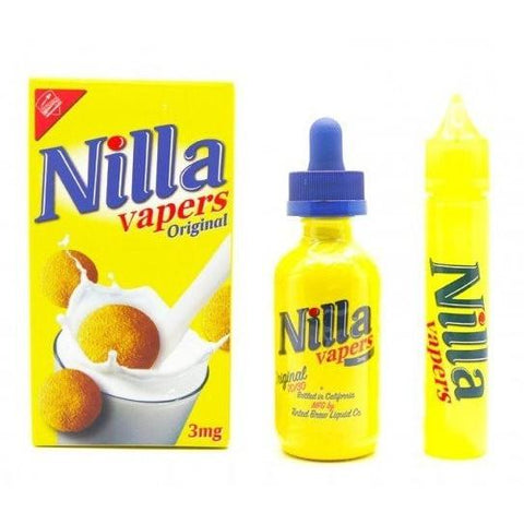 Tinted Brew-Nilla Vapors 60ml - Cloudy Peak Vapes