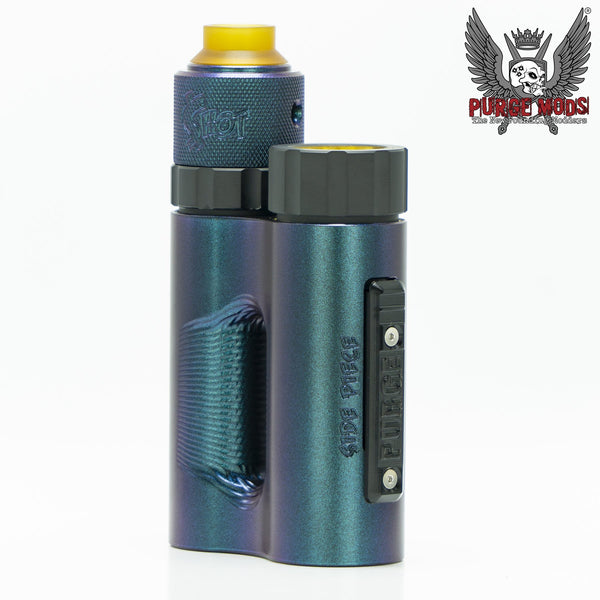 Purge Mods-The Side Piece W/Money $hot Sting Ray-$75 OFF Special, Plus The Sale! - Cloudy Peak Vapes