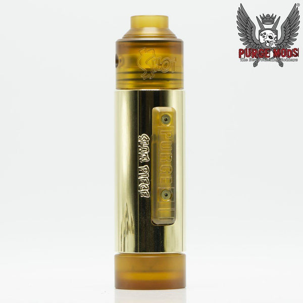 Purge Mods-Slam Piece Batch 5 w/ Ultem Money Shot - Cloudy Peak Vapes