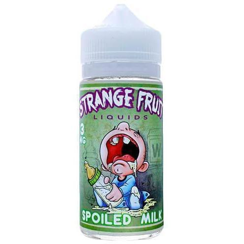 Strange Fruit E Liquid-Spoiled Milk - Cloudy Peak Vapes