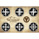 Vapergate-The Colorado RDA-PRE ORDERS OPEN FOR SECOND RUN! - Cloudy Peak Vapes