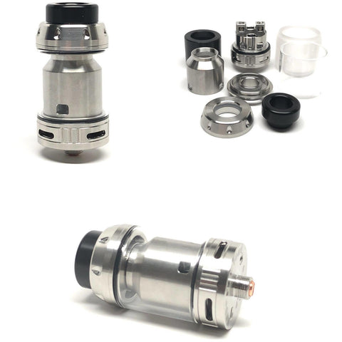 Vaperz Cloud-VCMT2 RTA-Black In Stock! - Cloudy Peak Vapes