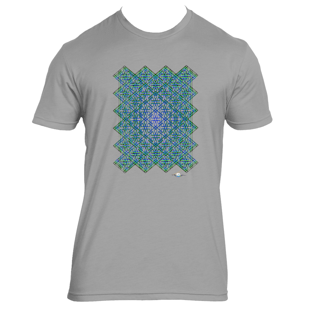 Jakes Choice A Geometric T Shirt Design