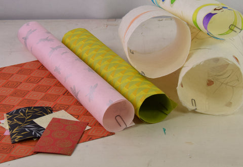 Decorative Paper Sheets