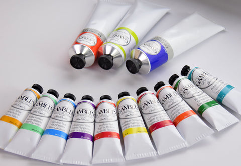 Save On Gamblin Oil Colors