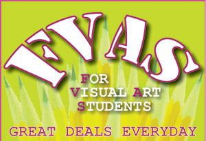 Deals for Visual Art Students