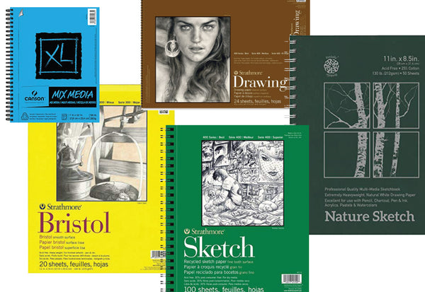 SHOP PAPER PADS AND JOURNALS