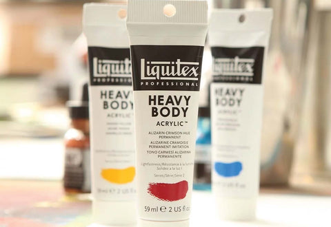 Save Up To 50% on Liquitex