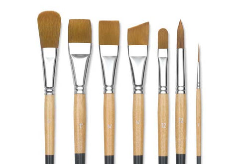 Brushes for Acrylics