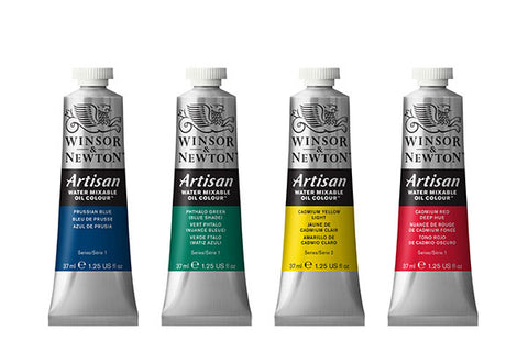 Water Soluble Oil Colors