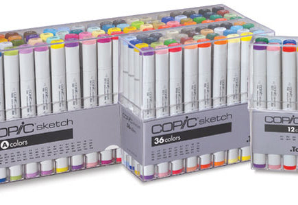 Copic Markers & Sets On Sale