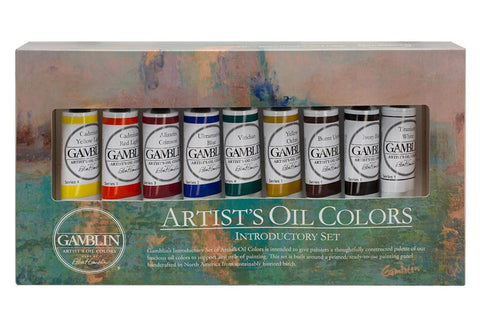 Oil Color Sets