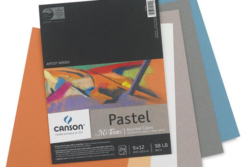 Charcoal & Pastel Paper Pads