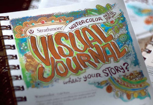 Strathmore Visual Art Journals - 40%off