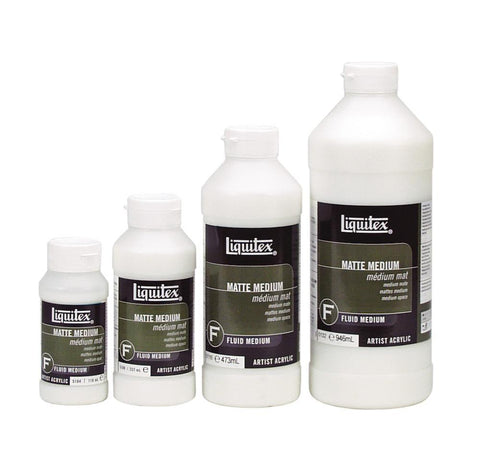 Liquitex Fluid Matte Medium