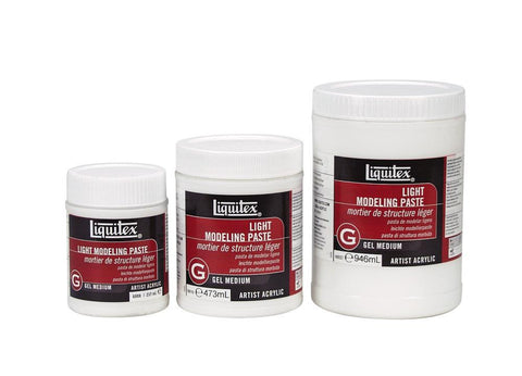 Liquitex Light Modeling Paste