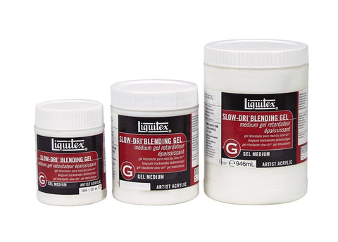 Liquitex Slow-Dri Blending Gel
