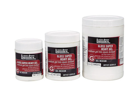 Liquitex Super Heavy Gel Gloss