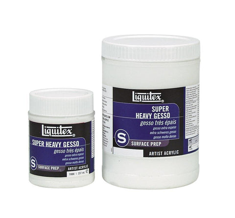 Liquitex Super Heavy Body Gesso