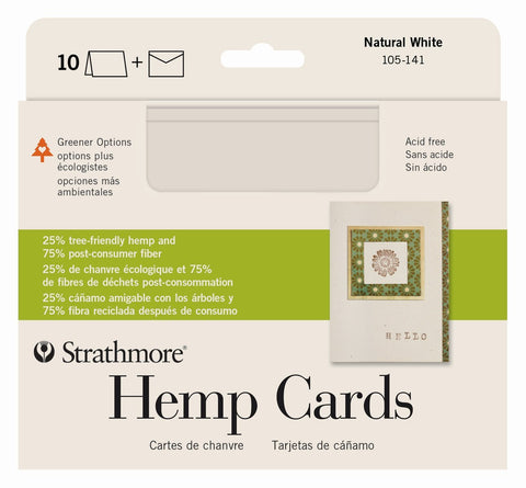 "Hemp Greeting Cards - 5""x7"""