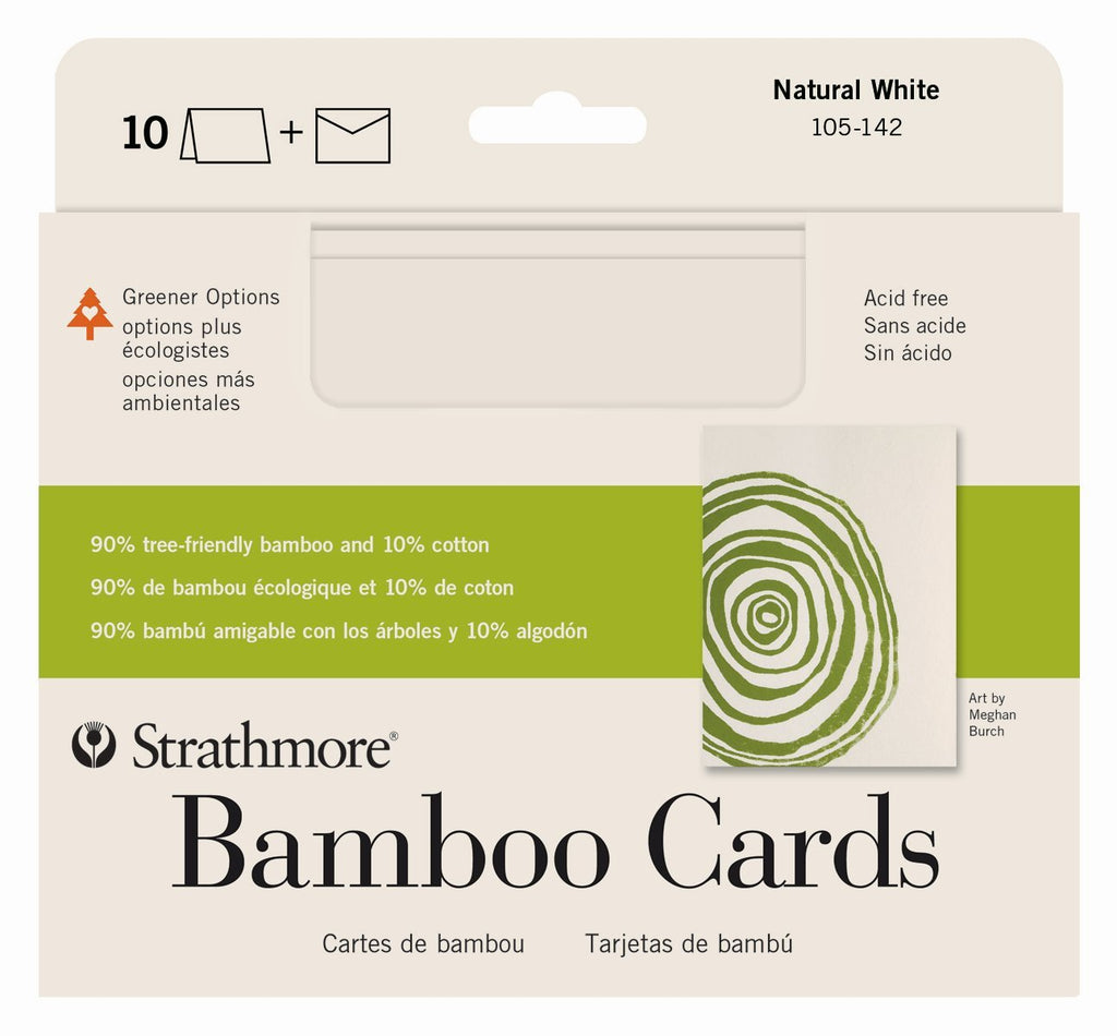 "Bamboo Greeting Cards - 5""x7"""