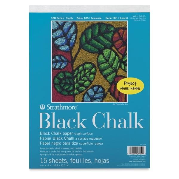 Strathmore Kids Black Chalk Paper