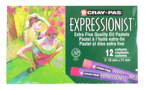 Cray-Pas Expressionist Oil Pastel Sets