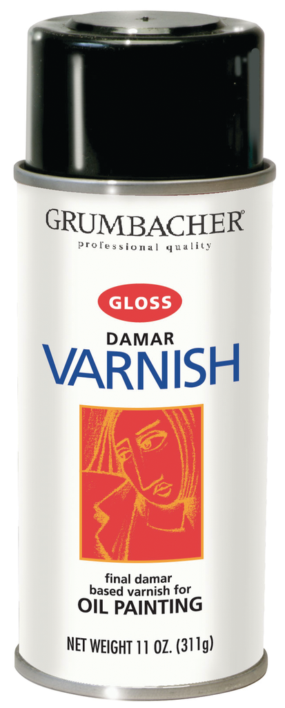 Damar Spray Varnish - 11oz