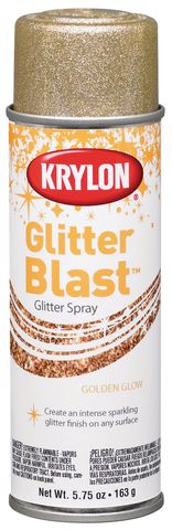 Krylon Glitterblast Spray - 5.75oz