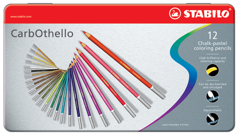 CarbOthello Pastel Pencil Sets