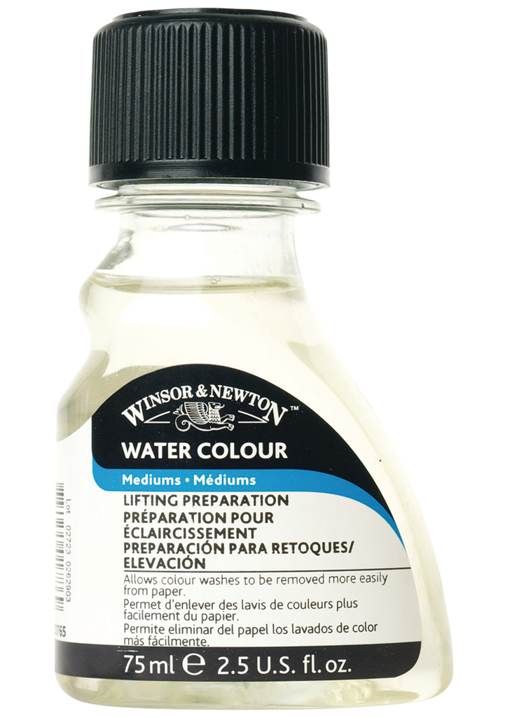 Winsor & Newton Lifting Preparation - 75ml Bottles