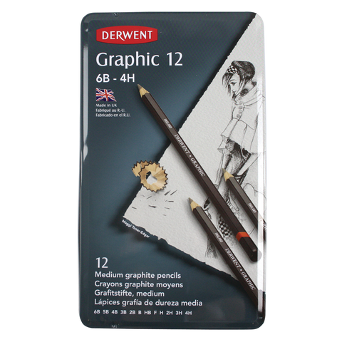 Derwent Graphic Design Pencil Set