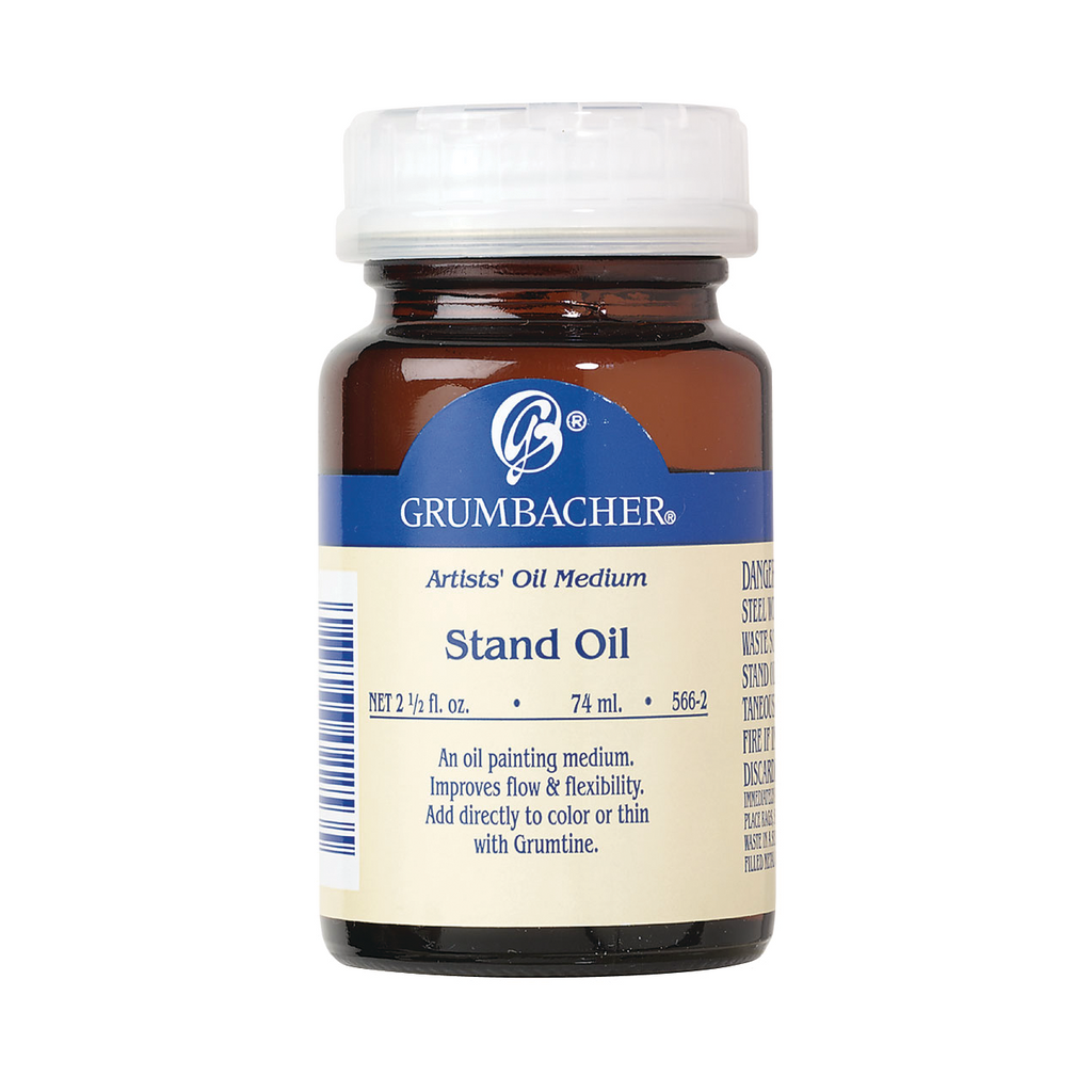 Stand Oil - 2.5oz