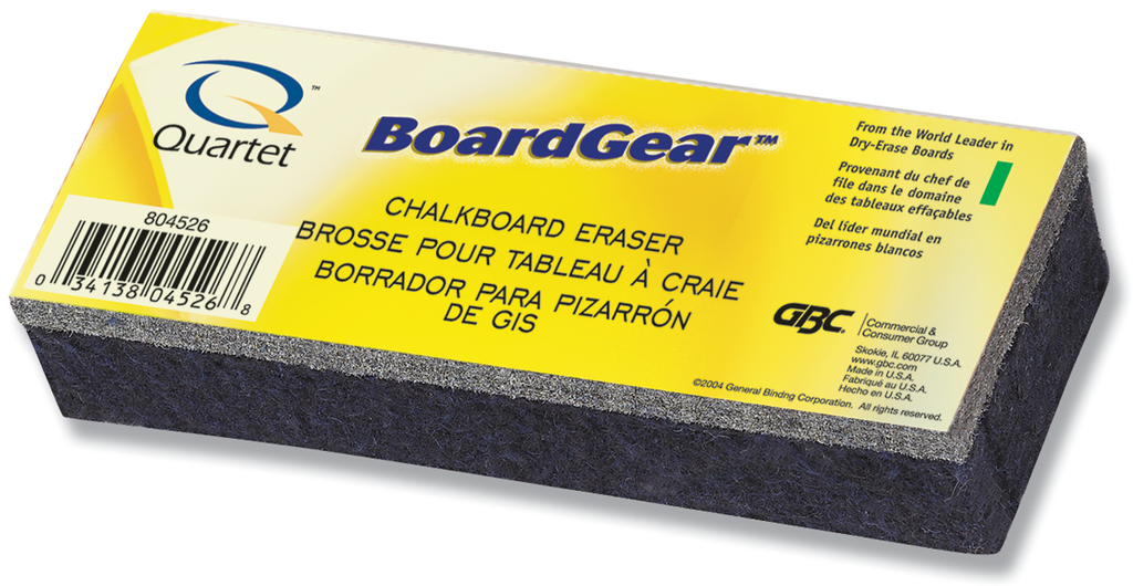 Easy-Off Chalkboard Eraser