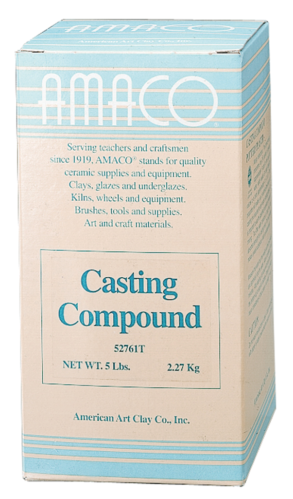 Amaco Plaster Casting Compound