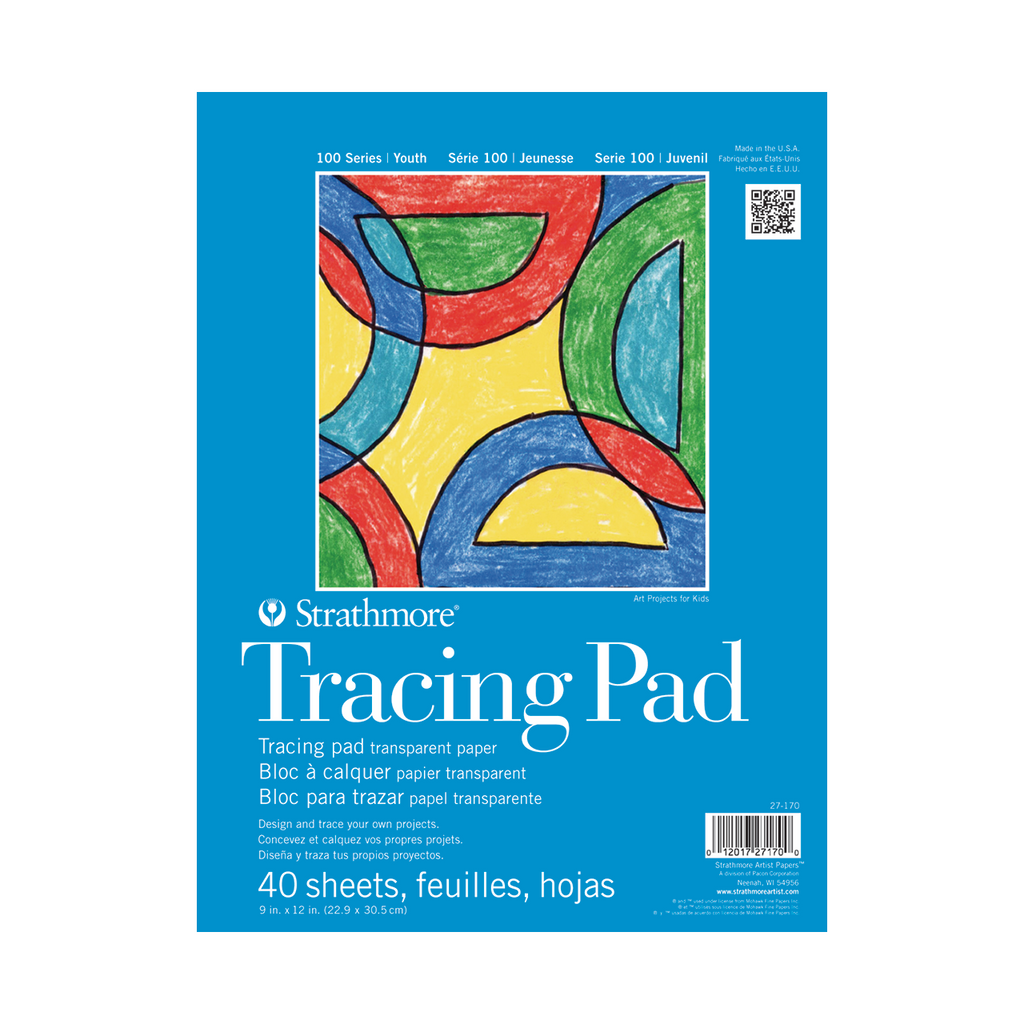Strathmore Kids Tracing Paper Pad