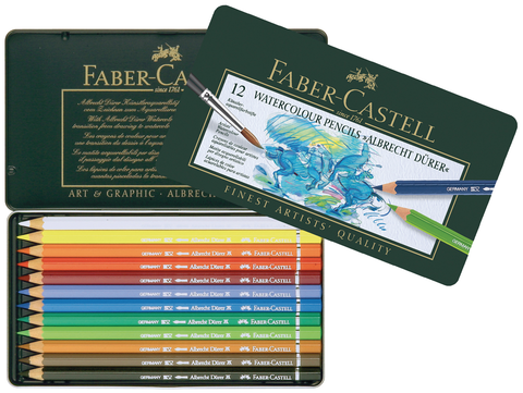 Albrecht Durer Watercolor Pencil Sets